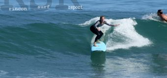 Rincon Surf Report – Thursday, Oct 25, 2018