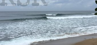 Rincon Surf Report – Tuesday, Oct 9, 2018