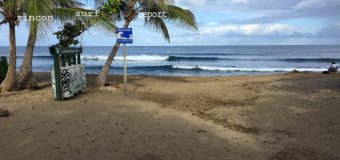 Rincon Surf Report – Monday, Oct 29, 2018