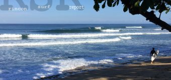 Rincon Surf Report – Wednesday, Oct 31, 2018
