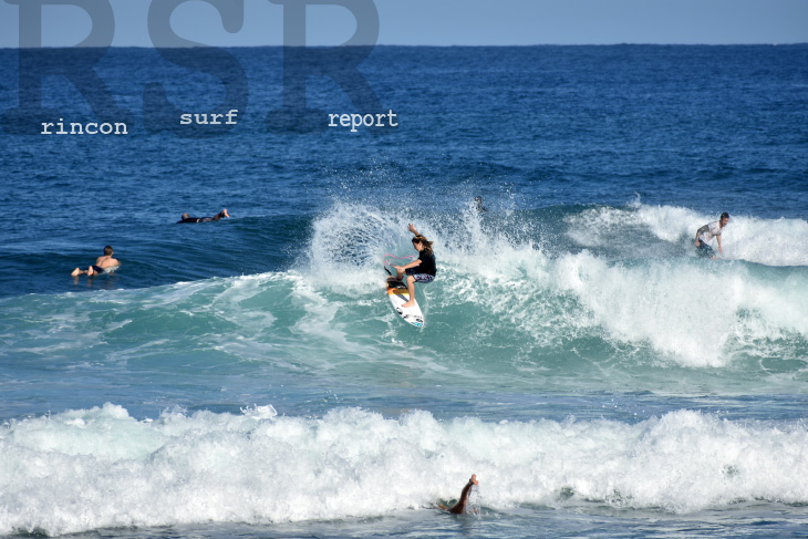 Rincon Surf Report – Friday, Dec 28, 2018 | Rincon Surf Report and