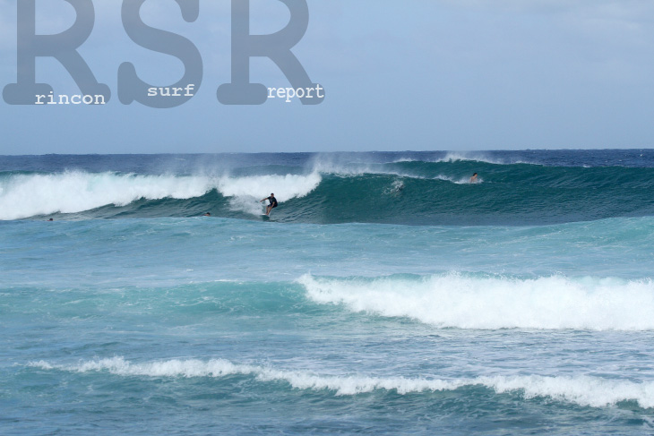 Rincon Surf Report – Friday, Dec 28, 2018   Rincon Surf Report and