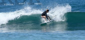 Rincon Surf Report – Saturday, Dec 1, 2018