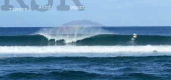Rincon Surf Report – Monday, Dec 3, 2018