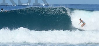 Rincon Surf Report – Friday, Dec 21, 2018