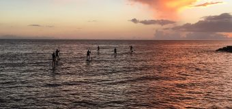 Sunset Paddle Tours and More!