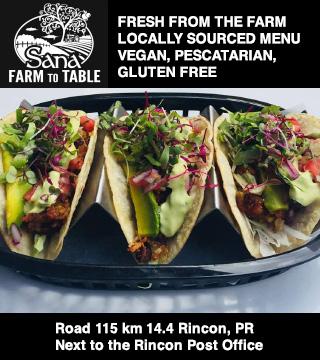 Sana Farm to Table Vegan Tacos and Fish Tacos