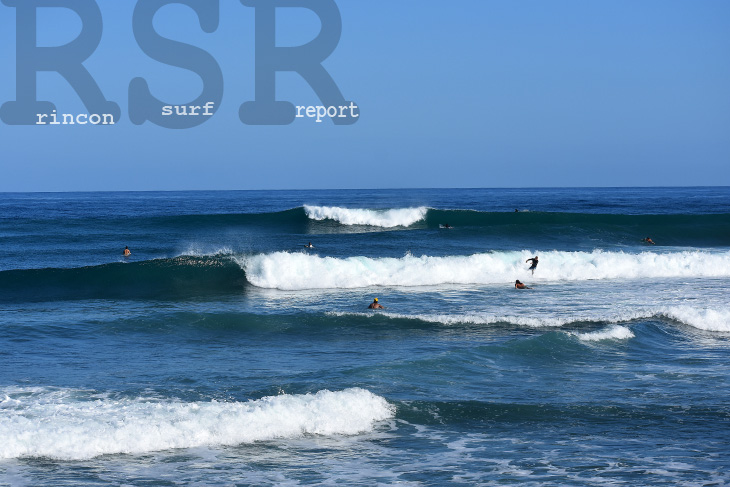 Rincon Surf Report – Tuesday, Mar 26, 2019 | Rincon Surf