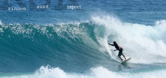 Rincon Surf Report – Monday, Apr 1, 2019