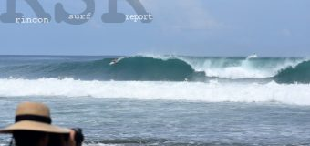Rincon Surf Report – Tuesday, May 28, 2019