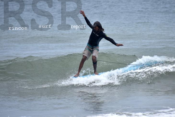 Surfs Up | Lazy Parrot Inn | Puerto Rico