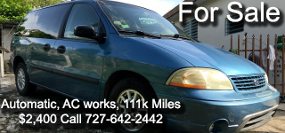 Ford Windstar for sale in Rincon, Puerto Rico.