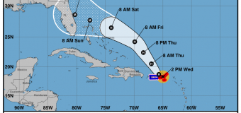Rincon, Puerto Rico Surf Forecast – Aug 28, 2019