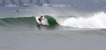 Rincon Surf Report – Thursday, Aug 29, 2019