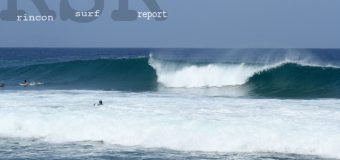 Rincon Surf Report – Wednesday, Oct 9, 2019