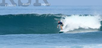 Rincon Surf Report – Monday, Oct 14, 2019