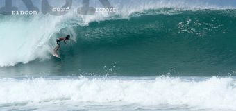 Rincon Surf Report – Friday, Nov 1, 2019