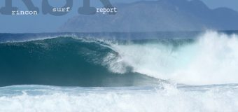 Rincon Surf Report – Friday, Jan 24, 2020