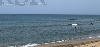 Rincon Surf Report – Friday, Jul 3, 2020