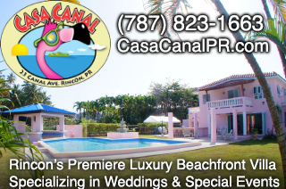 Luxury Beachfront Villa Specializing in Weddings and Special Events.