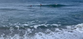 Rincon Surf Report – Friday, Aug 21, 2020
