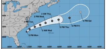 Rincon, Puerto Rico Surf Forecast – Aug 31, 2020