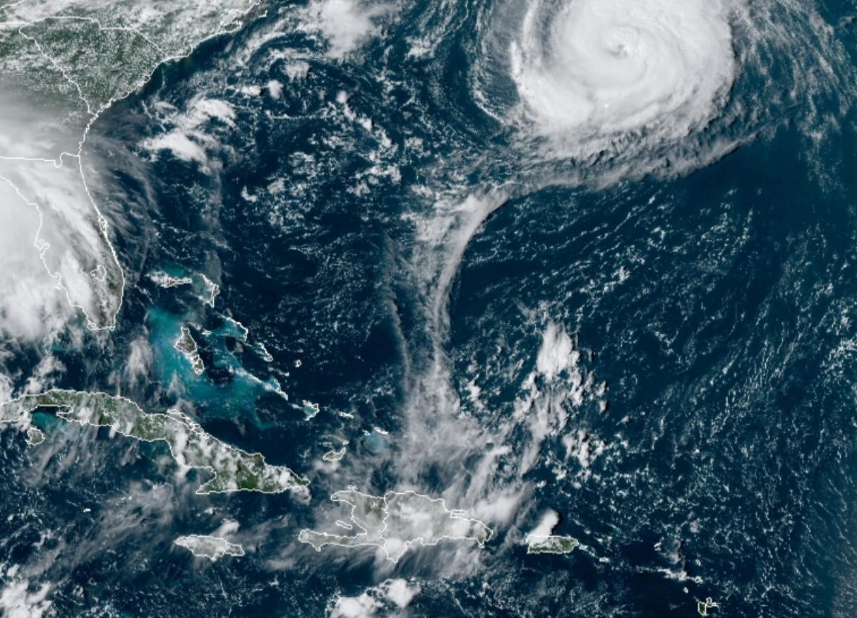 Hurricane Paulette Dumping swell for days!