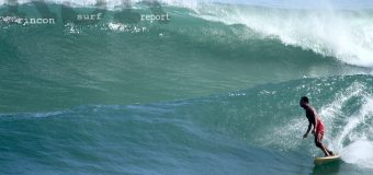 Rincon Surf Report – Monday, Sept 21, 2020