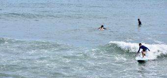 Rincon Surf Report – Wednesday, Aug 11, 2021